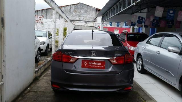 Honda City EX - oportunidade! Carro de mulher - Foto 4