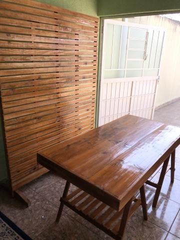 Mesa + painel para festas - Foto 2