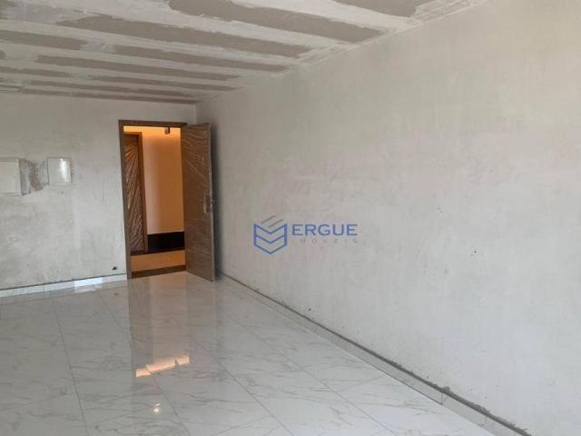 Sala para alugar por r$ 1.800/mês - edson queiroz - fortaleza/ce - Foto 13