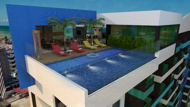 Apartamento com 2 suítes no Sky concept (Jatiúca) - Foto 18