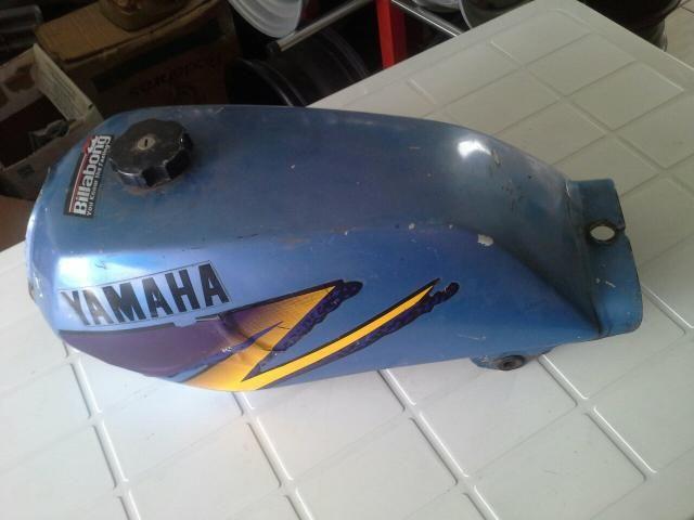 Tanque de combustível moto yamaha rd - Foto 2