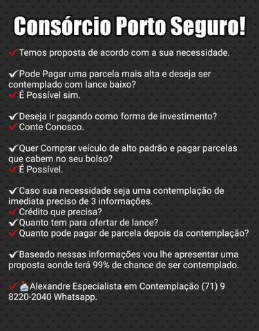Consórcio Porto Seguro ( Solicite Sua simulação)