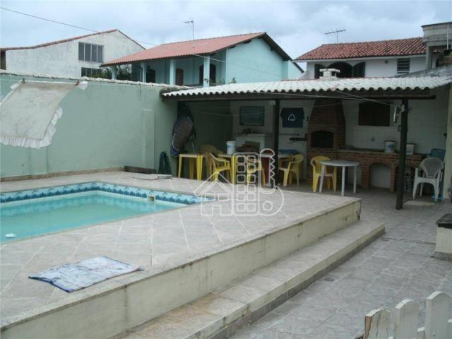 Casa residencial para venda e locação, piratininga, niterói - ca0038. - Foto 3