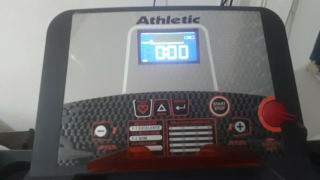 Esteira Athletic Home Fitness Racer - Foto 3