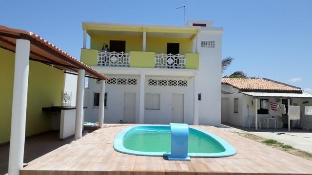 Aluga-se casa em praia de Jatobá, com piscina e área de lazer - Foto 8