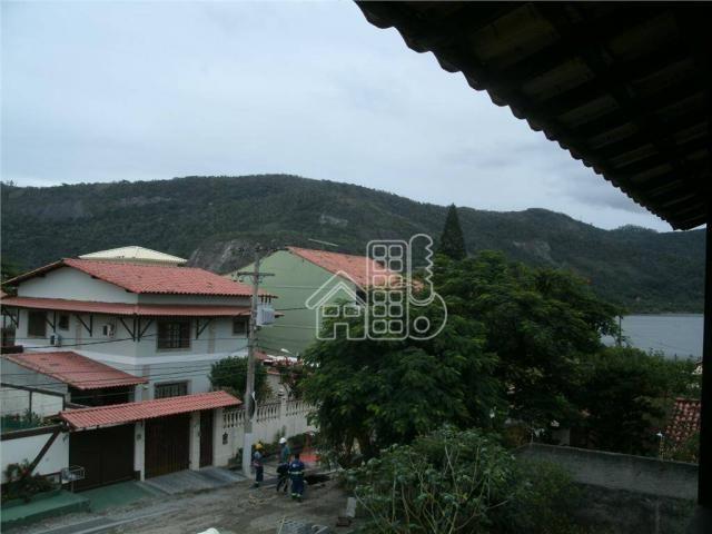 Casa residencial para venda e locação, piratininga, niterói - ca0038.