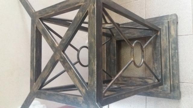 Base de ferro para mesa - Foto 4