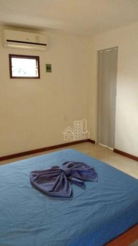 Casa com 3 dormitórios à venda, 350 m² por R$ 400.000,00 - Itaipuaçu - Maricá/RJ - Foto 19