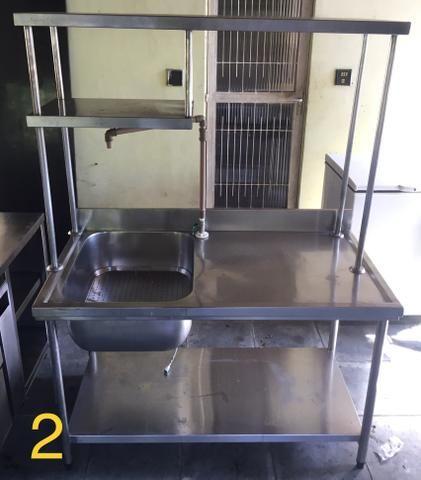 Cozinha industrial - Foto 2