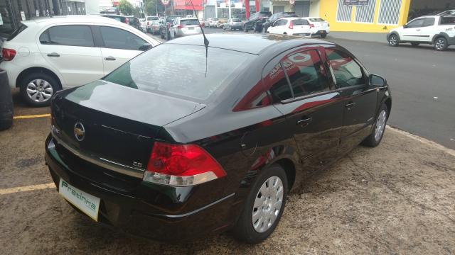 Chevrolet GM Vectra Expression 2.0 Preto - Foto 6