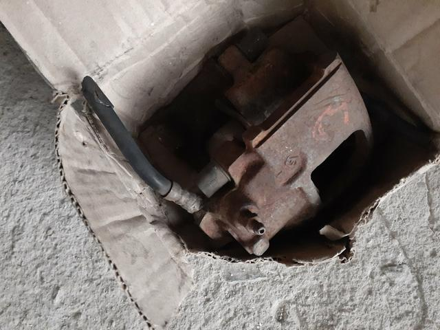 Pinça de freio santana - Foto 2
