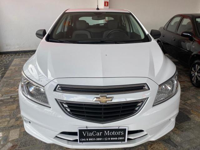 Chevrolet GM Onix LT 1.0 Branco