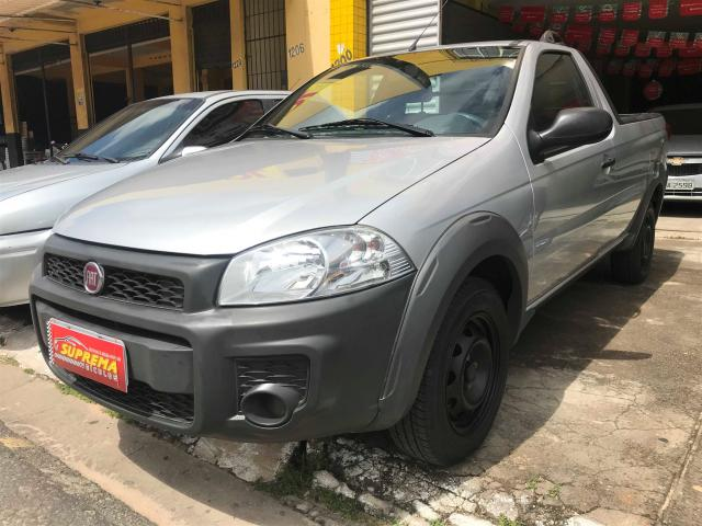 FIAT STRADA 2017/2018 1.4 MPI HARD WORKING CS 8V FLEX 2P MANUAL