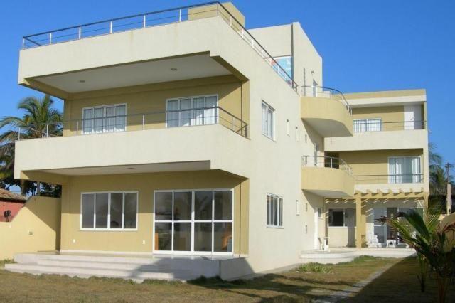 Casa com 4 suítes à venda, 350 m² por r$ 1.100.000 - itapuã - salvador/ba