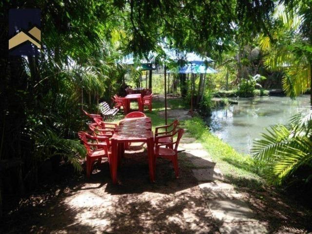 CA1559 Restaurante montado, terreno com 3.021m² e 1.600m² construído. Sabiaguaba - Foto 19
