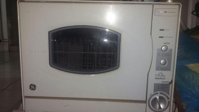 Troco uma lavadoura de louças  - Foto 3