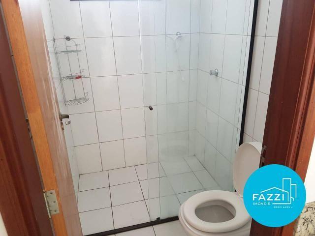 Flat com 1 dormitório para alugar por R$ 700,00/mês - Jardim Cascatinha - Poços de Caldas/ - Foto 8