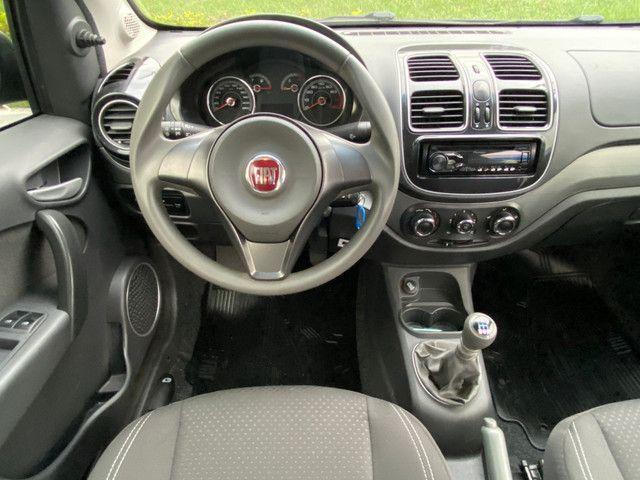 Fiat Grand Siena 1.4 8V (Flex) COM GNV O MENOR PREÇO VERDADEIRO - Foto 7