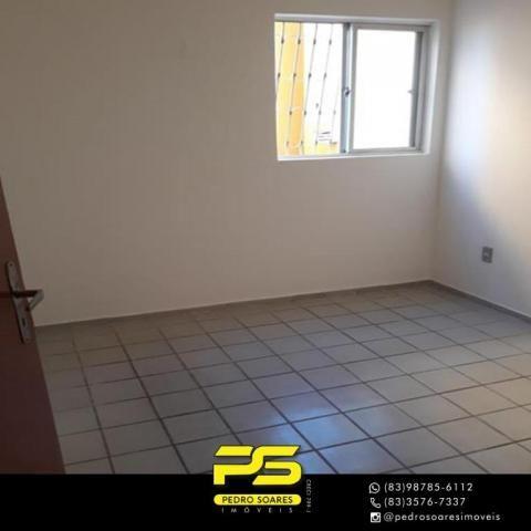 Apartamento com 2 dormitórios à venda, 50 m² por R$ 110.000 - Paratibe - João Pessoa/PB - Foto 5