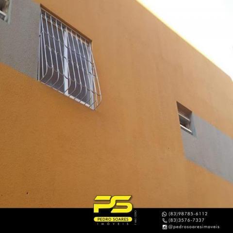 Apartamento com 2 dormitórios à venda, 50 m² por R$ 110.000 - Paratibe - João Pessoa/PB - Foto 2
