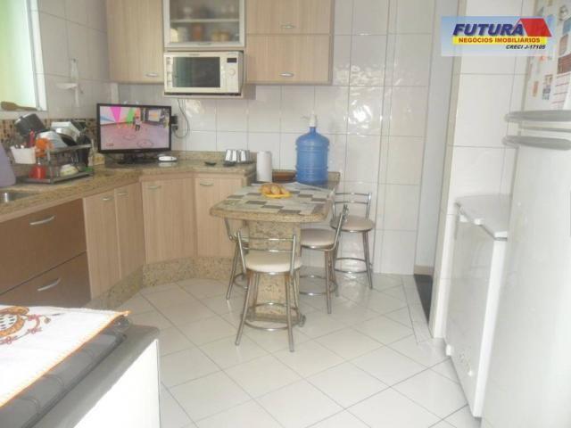 Apartamento com 3 dormitórios à venda, 127 m² por R$ 395.000,00 - Gonzaguinha - São Vicent - Foto 9