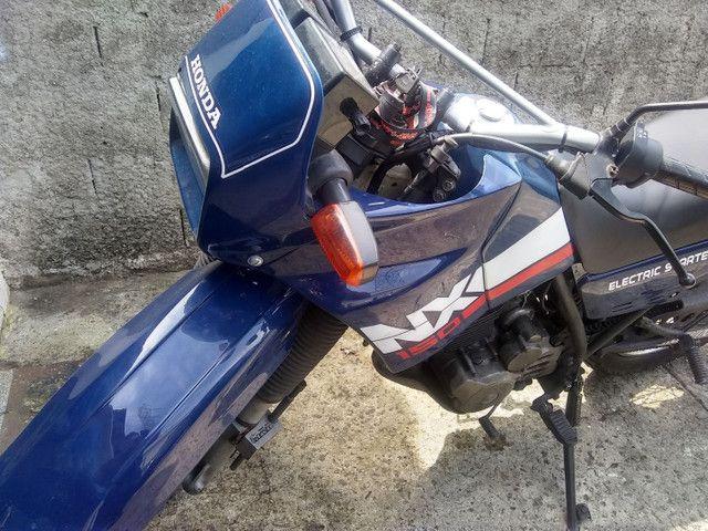 Vendo Honda nx 150 1989 - Foto 3