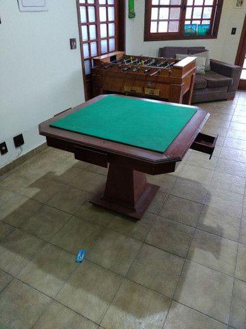 Mesa de baralho