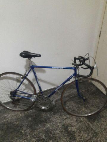 Bicicleta Caloi 10 de corrida com 7macha e um raridade no valor de 1.000 mil reais  - Foto 4