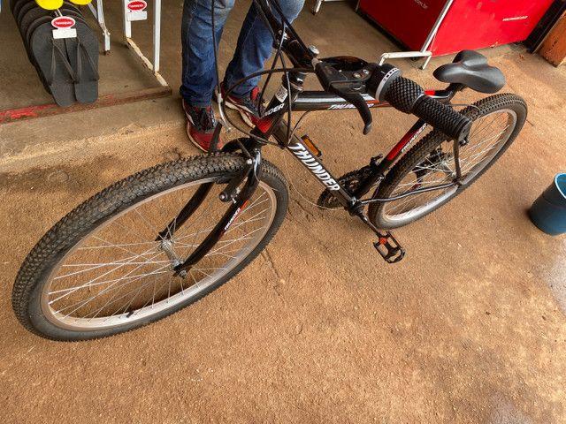 Bicicleta nova 18 Machas  - Foto 5