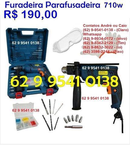 Parafusadeira a bateria - Foto 2