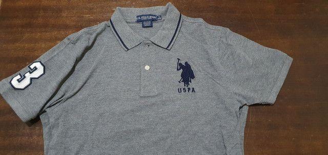 Camisa polo Original US POLO, novinha  número 14-16 .