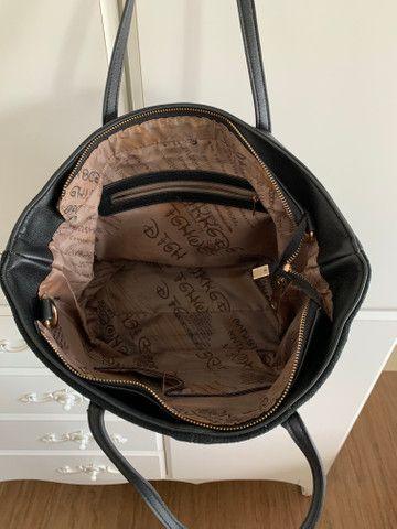 Bolsa couro legítimo - Foto 2