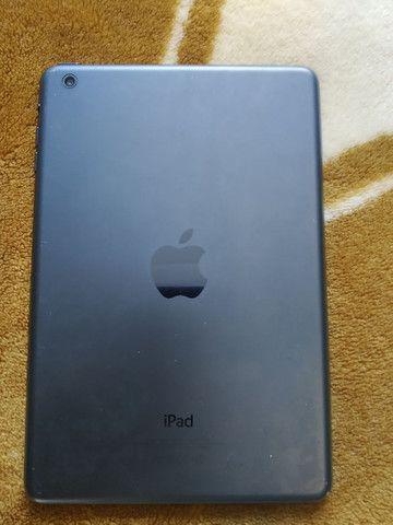iPad mini pra retirar peça