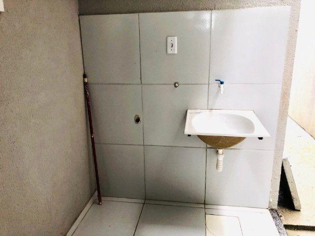 DP casa nova com 2 quartos 2 banheiros a 10 minutos de messejana - Foto 17