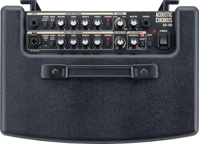 Caixa acustica Roland AC 60 usada.  - Foto 2