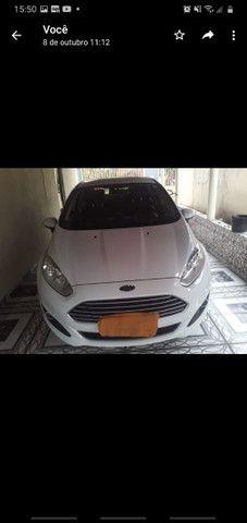 Vendo carro Fiesta automático. - Foto 4