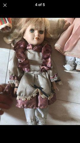 Bonecas de porcelana - Foto 3