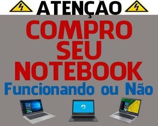 C O M P R O notebooks ou computadores  - Foto 2
