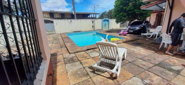 Casa em Mosqueiro com piscina de frente pra praia