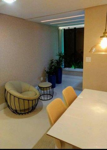 Apartamento 2 suítes nascente decorado e mobiliado no Corredor da Vitória - Foto 16