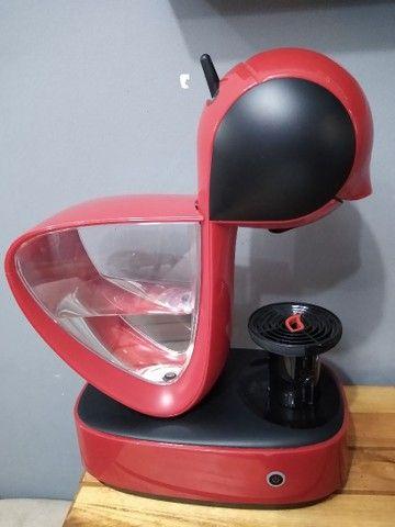 Paris<br>Cafetera Nescafé Dolce Gusto Infinissima vermelha - Foto 3