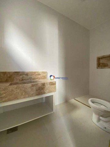 Casa com 3 dormitórios à venda, 215 m² por R$ 830.000 - Jardim Europa - Goiânia/GO - Foto 8