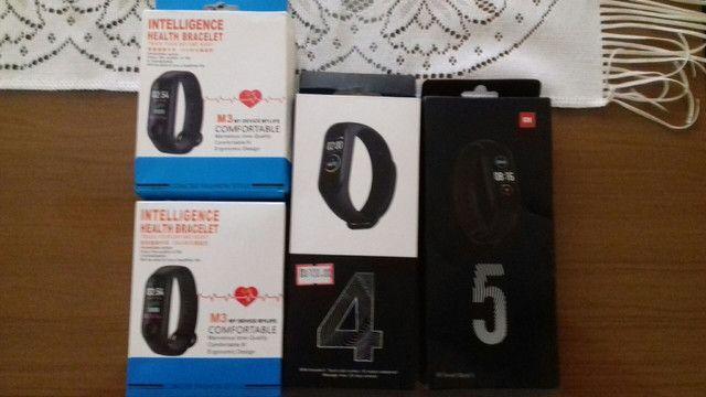 Smartbands (pulseiras inteligentes ) a partir  de R $59,90 - Foto 2