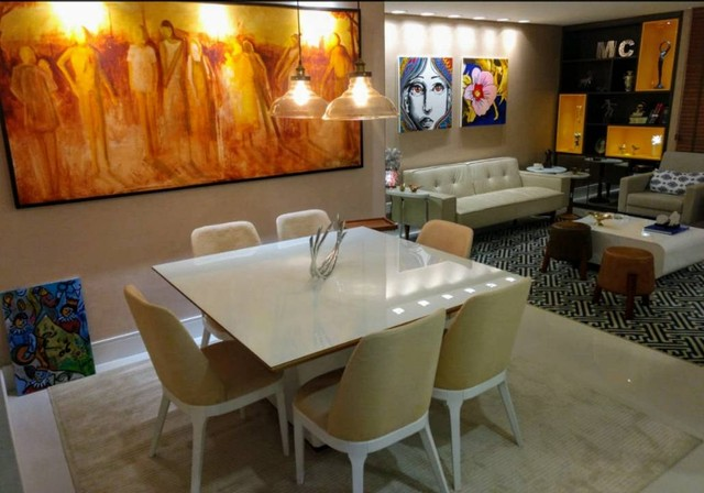 Apartamento 2 suítes nascente decorado e mobiliado no Corredor da Vitória - Foto 17