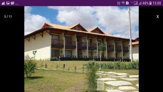 Condomínio Monte Castelo em Sairé-PE - Flat Classic.