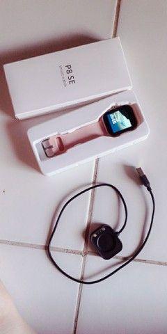 Relógio smartwath inteligente.  - Foto 2
