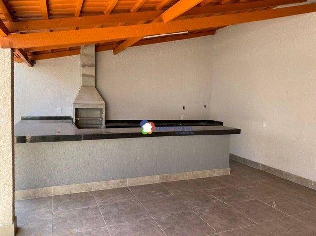 Casa com 3 dormitórios à venda, 215 m² por R$ 830.000 - Jardim Europa - Goiânia/GO - Foto 10