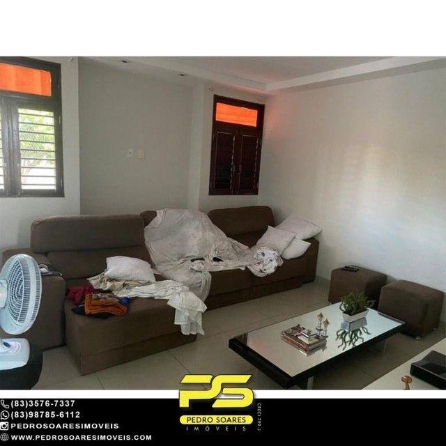 Casa com 5 dormitórios para alugar, 1.120 m² por R$ 16.000/mês - Estados - João Pessoa/PB - Foto 16