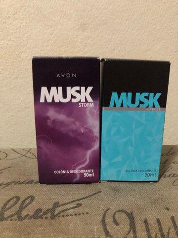 Perfume musk