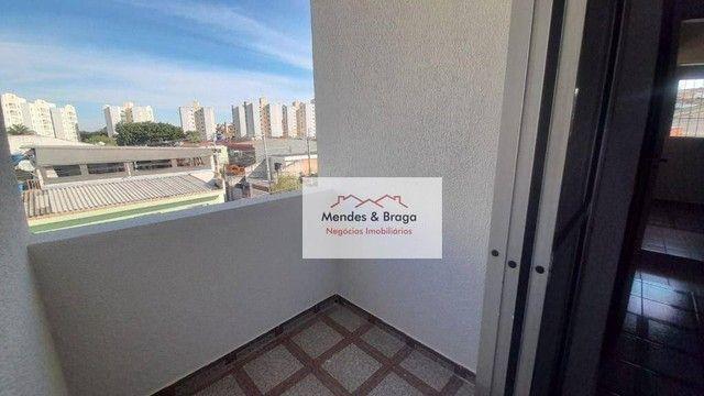 Sobrado com 4 dormitórios para alugar, 160 m² por R$ 2.500,00/mês - Cocaia - Guarulhos/SP - Foto 20